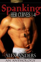 Spanking Her Curves 1-4: BBW Spanking Erotica