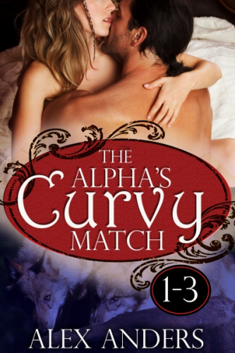 The Alpha's Curvy Match 1-3
