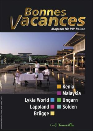Bonnes Vacances - Brügge, Kenia, Lappland, Lykia World, ...