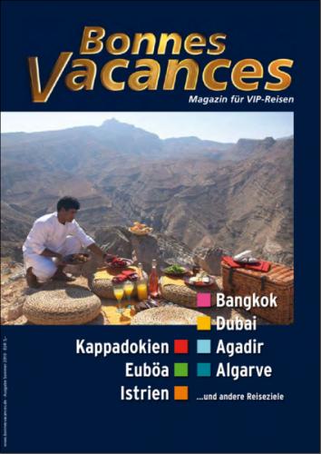Bonnes Vacances - Agadir, Algarve, Bangkok, Dubai, ...