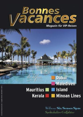 Bonnes Vacances - Dubai, Island, Kerala, Malediven, ...