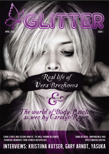 Glitter issue 1