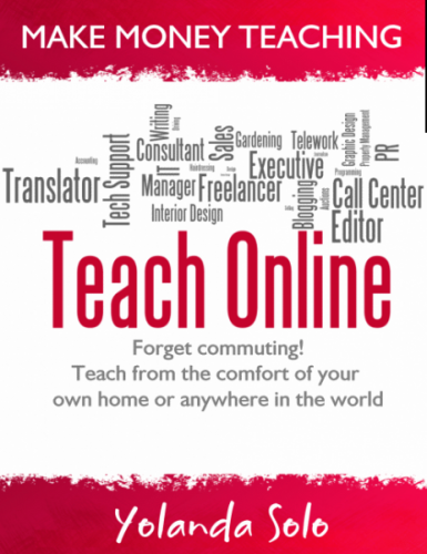 Work from Home: Teach Online