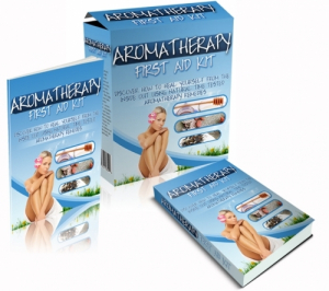 The Aromatherapy First Aid Kit system