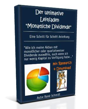 Dividenden - Monatliche und quartalsweise Dividende