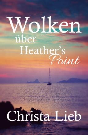 Wolken über Heather's Point
