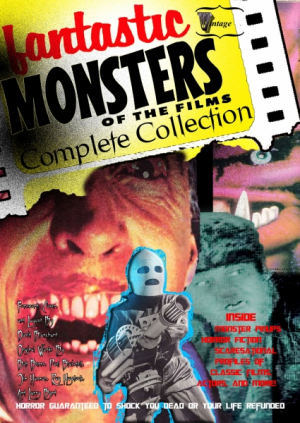 Fantastic Monsters of the Films Complete Collection