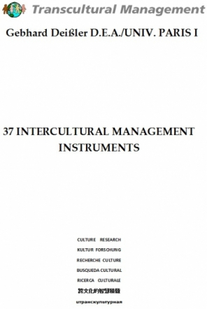 37 Intercultural Management and Communication Instruments