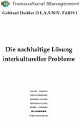 Die nachhaltige Lösung interkultureller Probleme