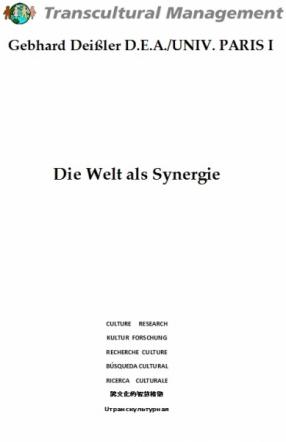 Die Welt als Synergie