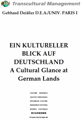 Ein kultureller Blick auf Deutschland