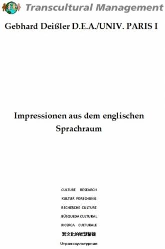 Impressionen aus dem englischen Sprachraum