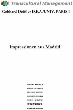 Impressionen aus Madrid