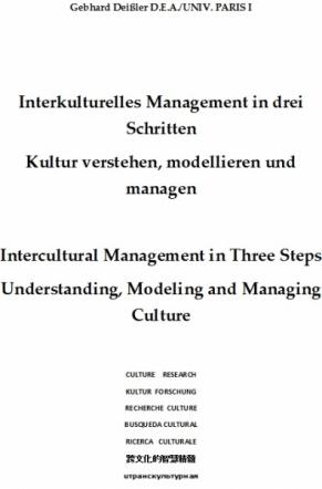 Interkulturelles Management in drei Schritten