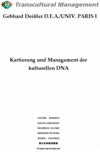 Kartierung und Management der kulturellen DNA