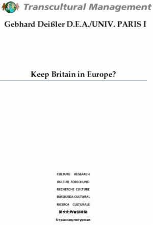 KEEP BRITAIN IN EUROPE?