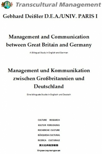 Management & Communication between Great Britain and Germany