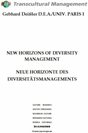New Horizons of Diversity Management