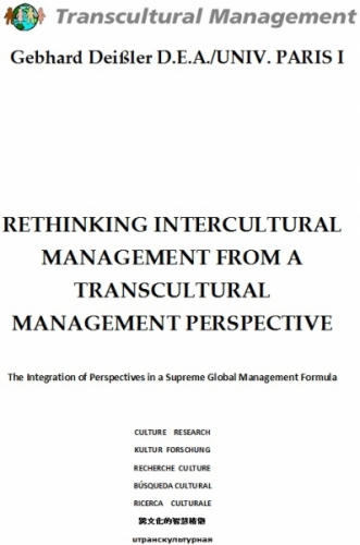 Rethinking Intercultural Management from a Transcultural