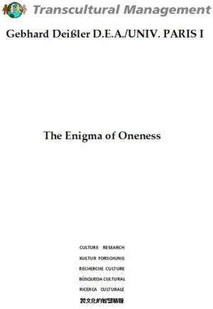 The Enigma of Oneness