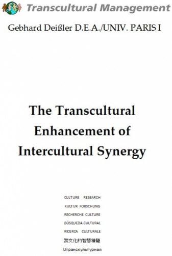 The Transcultural Enhancement of Intercultural Synergy