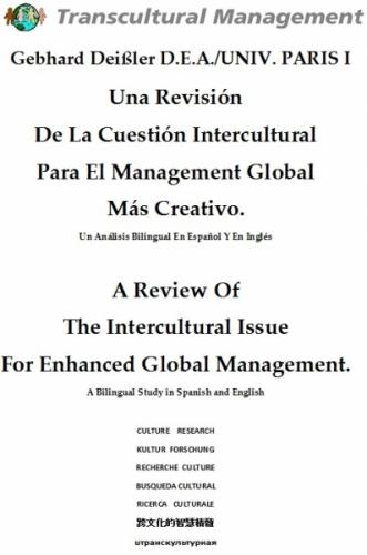 Una Revisión De La Cuestión Intercultural Para El Management Global Más Creativo