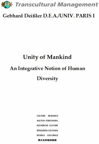 Unity of Mankind