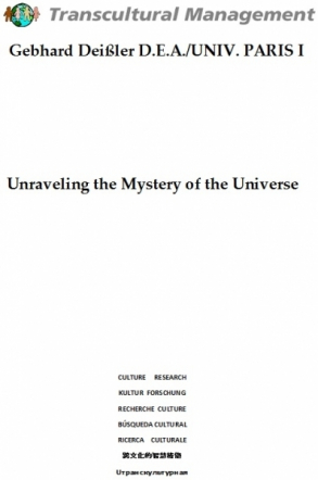 Unraveling the Mystery of the Universe