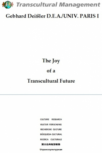 The Joy of a Transcultural Future