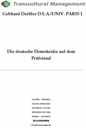 Die deutsche Demokratie auf dem Prüfstand