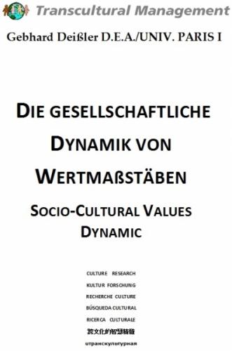 Die gesellschaftliche Dynamik von Wertmaßstäben