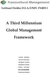 A Third Millennium Global Management Framework