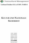 Kultur und natíonale Sicherheit
