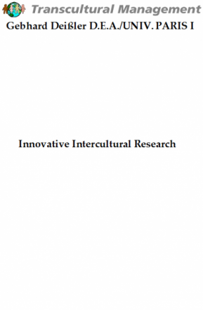 Innovative Intercultural Research