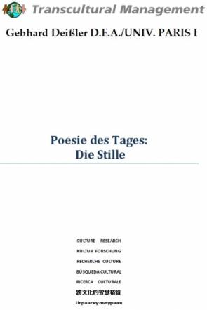 Gedicht des Tages: Die Stille
