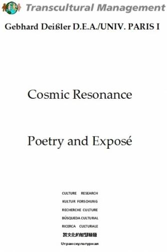 Cosmic Resonance: Poetry and Exposé