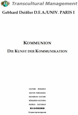 Kommunion: Die Kunst der Kommunikation