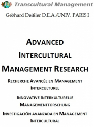 Advanced Intercultural Management Research
