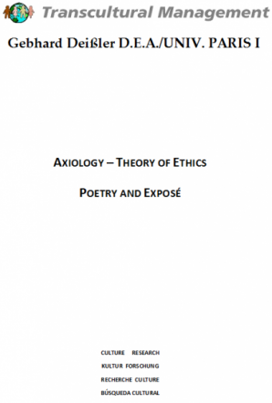 Axiology: Theory of Ethics