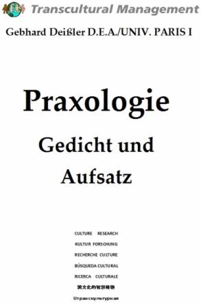 Praxologie: Gedicht und Aufsatz