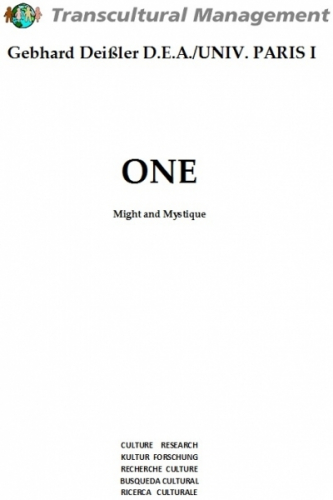 ONE: MIght and Mystique
