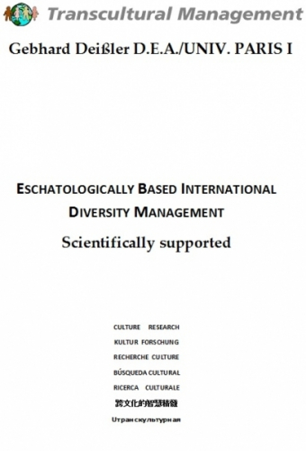 Eschatologically Based International Diversity Management