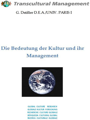 Die Bedeutung der Kultur und ihr Management