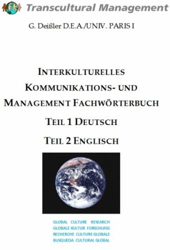 Interkulturelles Kommunikations & Management Fachwörterbuch