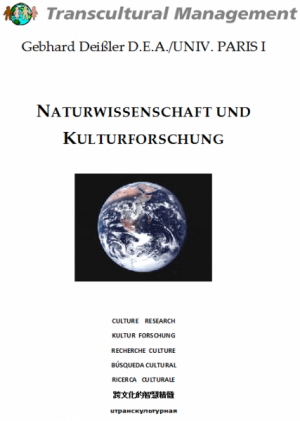 Naturwissenschaft und Kulturforschung