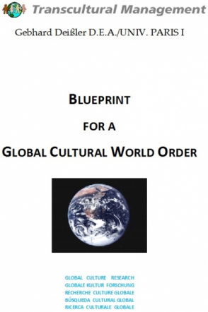 Blueprint For A Global Cultural World Order