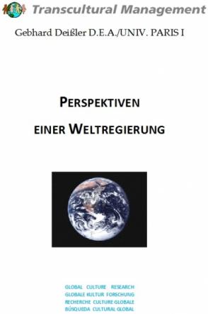 Perspektiven einer Weltregierung