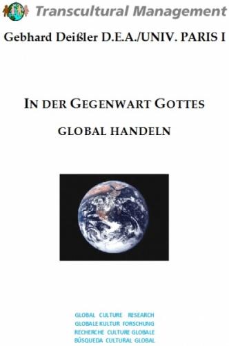 In der Gegenwart Gottes global handeln