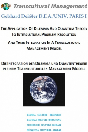The Application of Dilemma and Quantum Theory to Intercultur