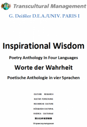 Inspirational Wisdom: Poetry Anthology in Four Languages